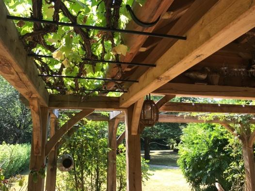 Terrasse couverte - Pergola | Taïga